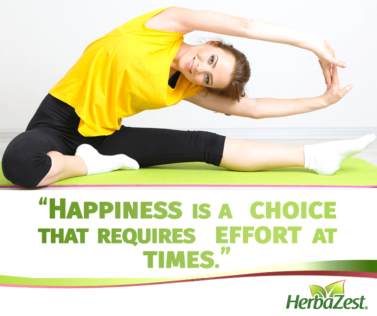 Quote: Happiness is a Choice