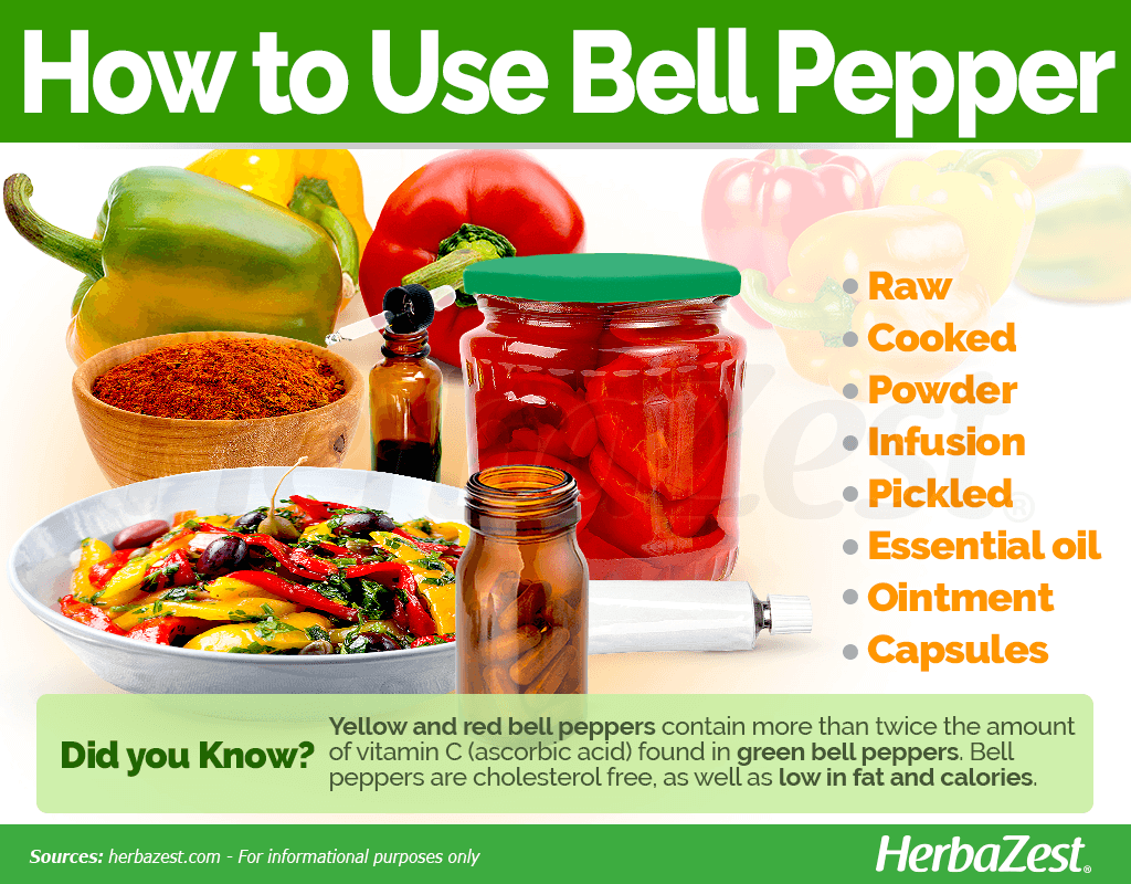 How to Use Bell Pepper