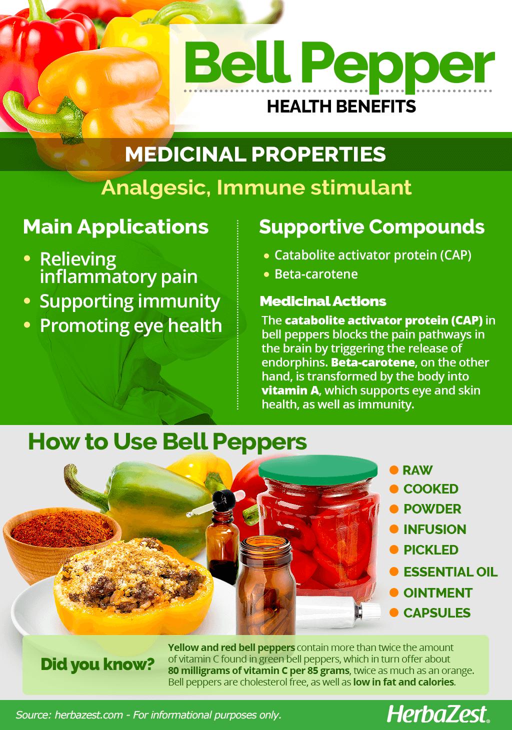 Bell Pepper Herbazest