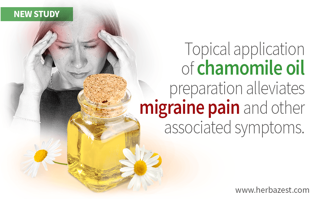 Chamomile's Effects on Relieving Migraine Symptoms Shown in a Study