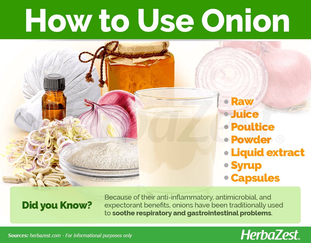 Onion How to Use