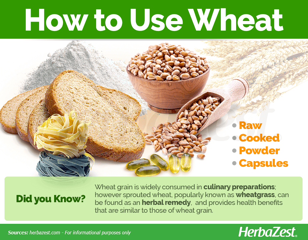 How to Use Wheat