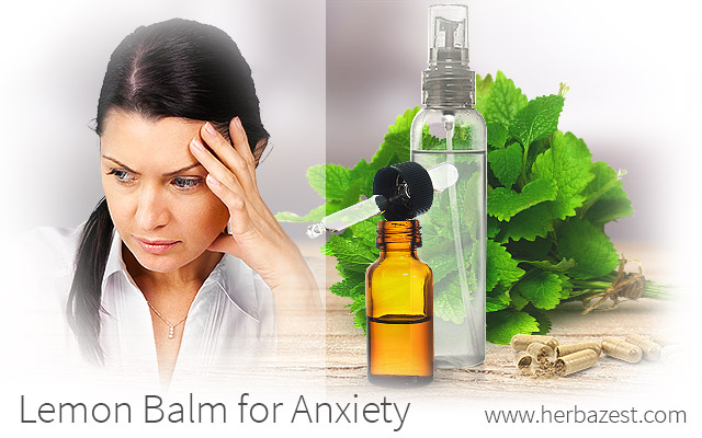 Lemon Balm for Anxiety