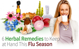6 Herbal Remedies to Keep at Hand This Flu Season