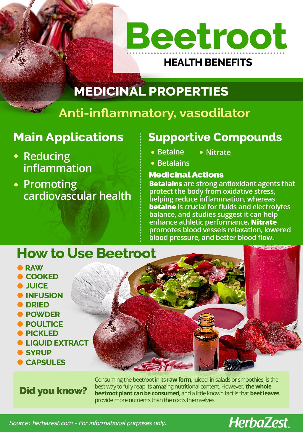 All About Beetroot