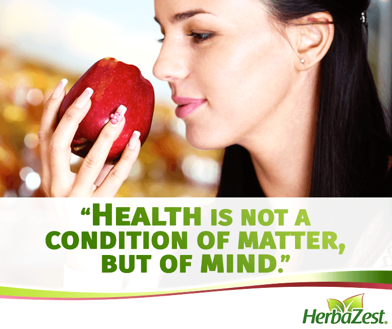 Quote: Health is a Condition of the Mind