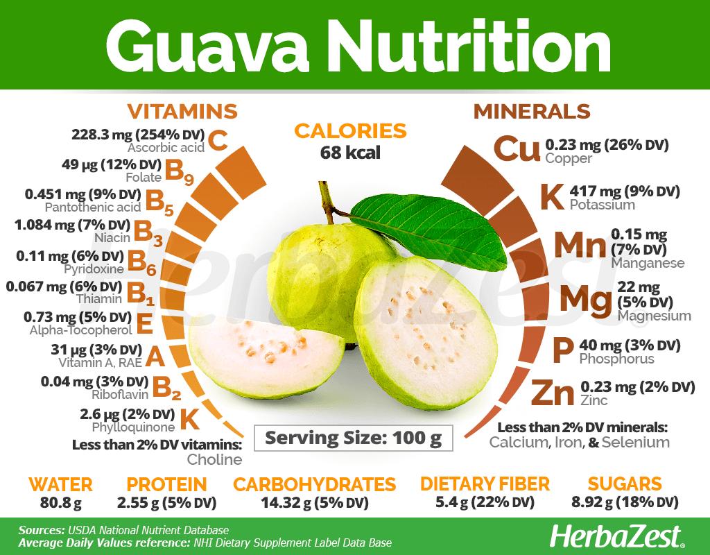 guava | herbazest