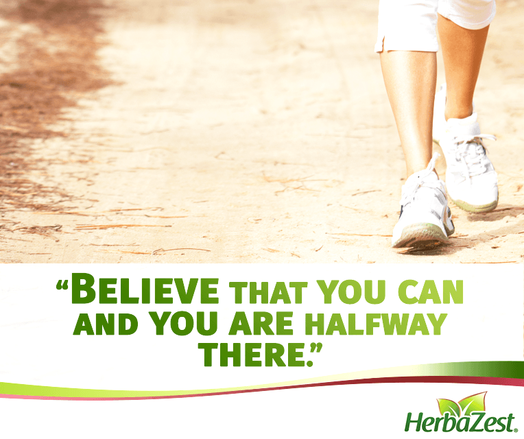 Quote: Believe That You Can