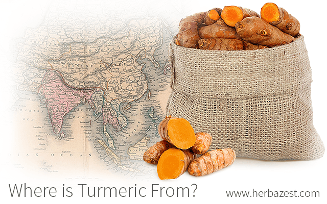 Where is Turmeric From?