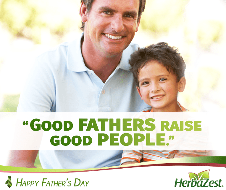 Special Date: Father's Day 2015