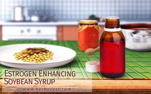 Estrogen Enhancing Soybean Syrup