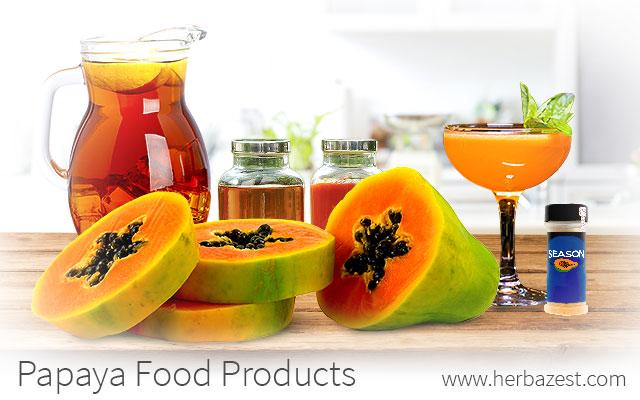 Papaya Food Products