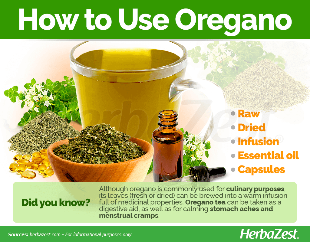 How to Use Oregano