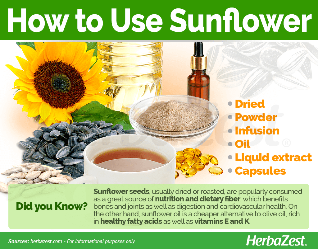How to Use Sunflower