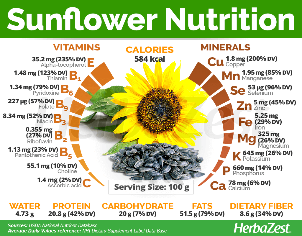 Sunflower Nutrition