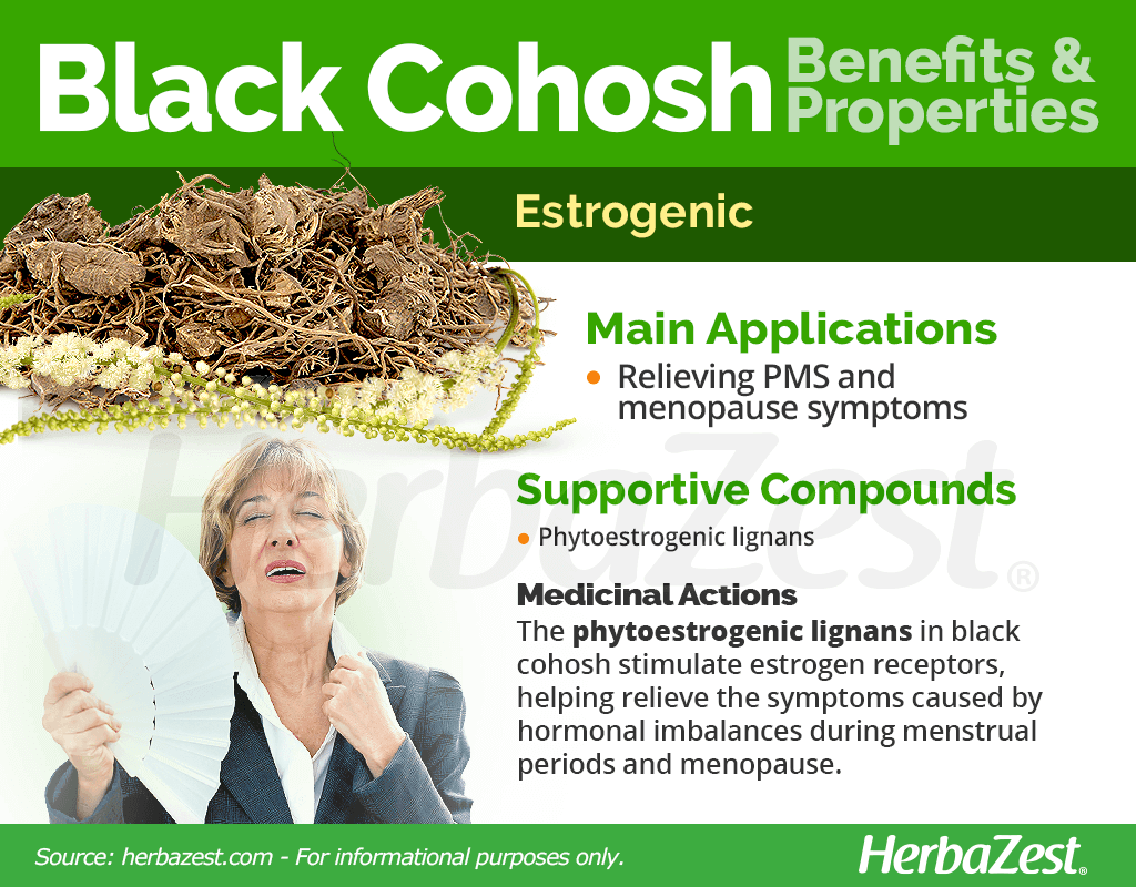 Black Cohosh Benefits and Properties