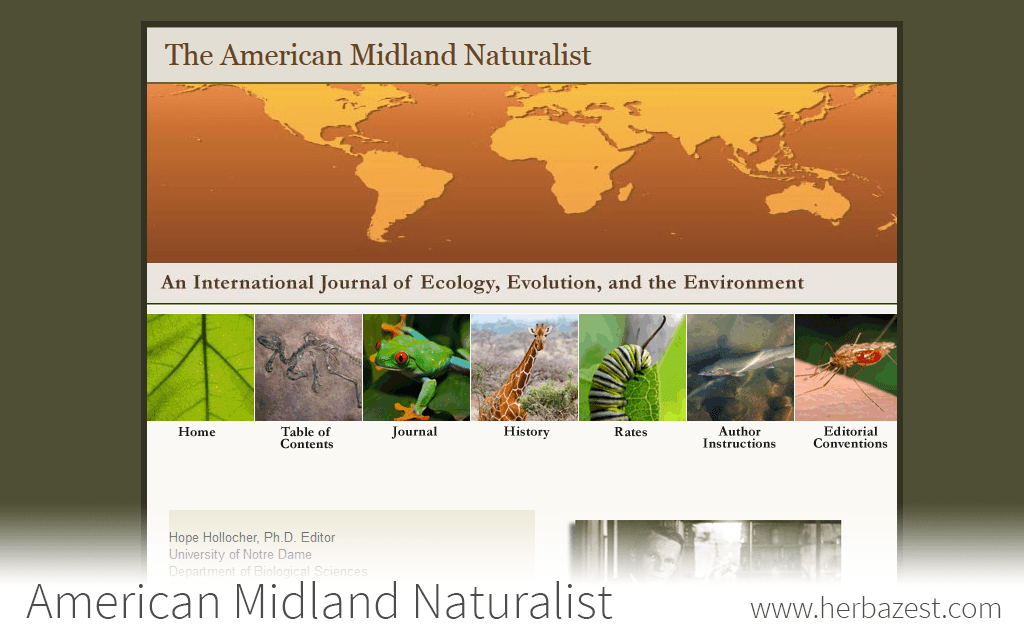 American Midland Naturalist