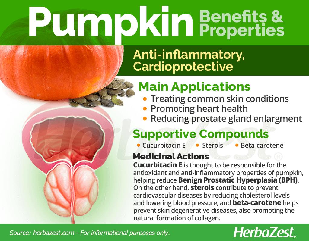 Pumpkin Benefits and Properties