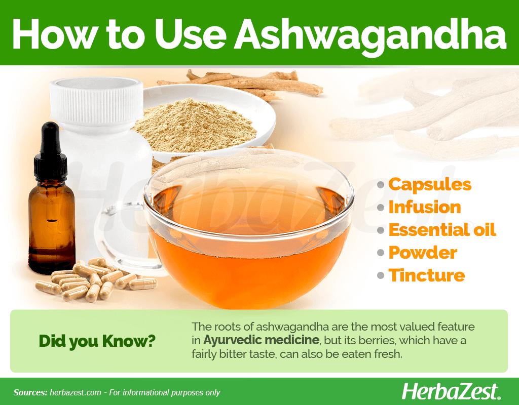 How to Use Ashwagandha
