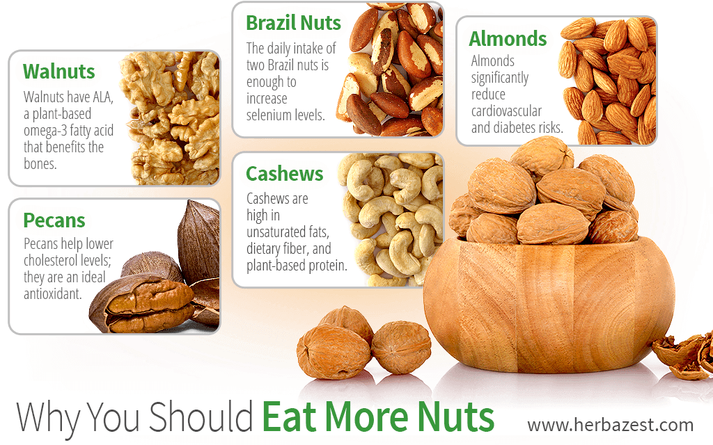 Why You Should Eat More Nuts
