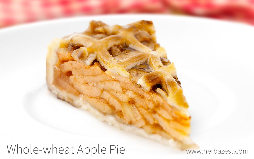 Whole-wheat Apple Pie