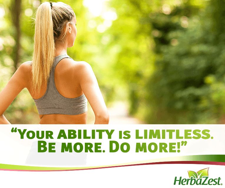 Quote: Your Ability is Limitless