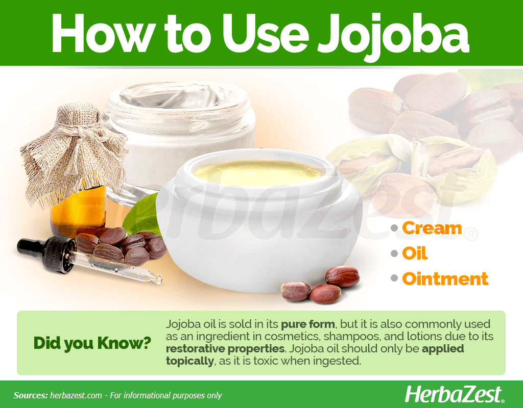 How to Use Jojoba