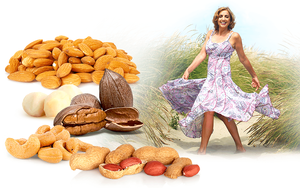 Peanuts and Tree Nuts Help Lower Inflammation