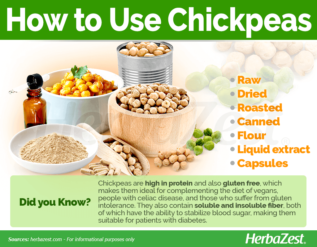 How to Use Chickpeas