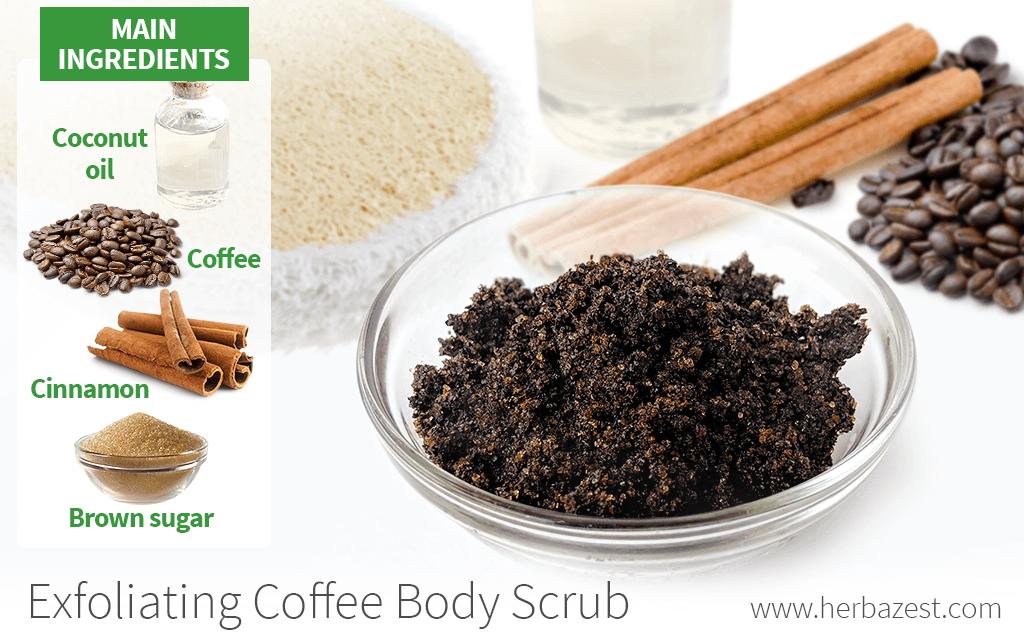 Exfoliating Coffee Body Scrub