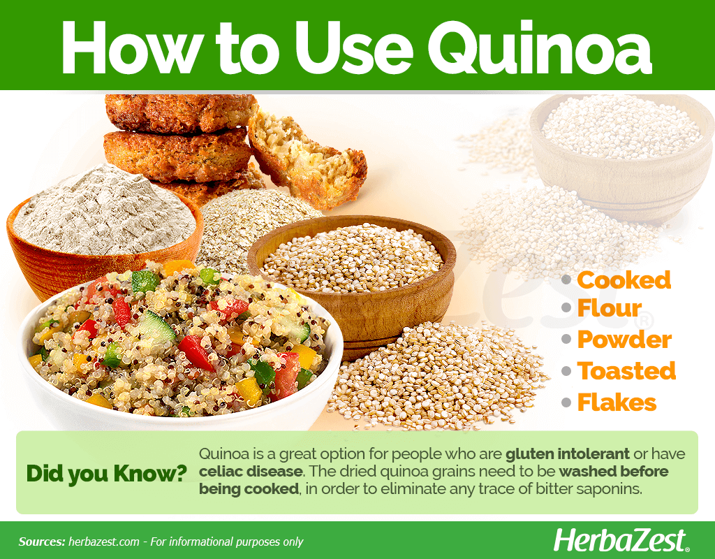 How to Use Quinoa