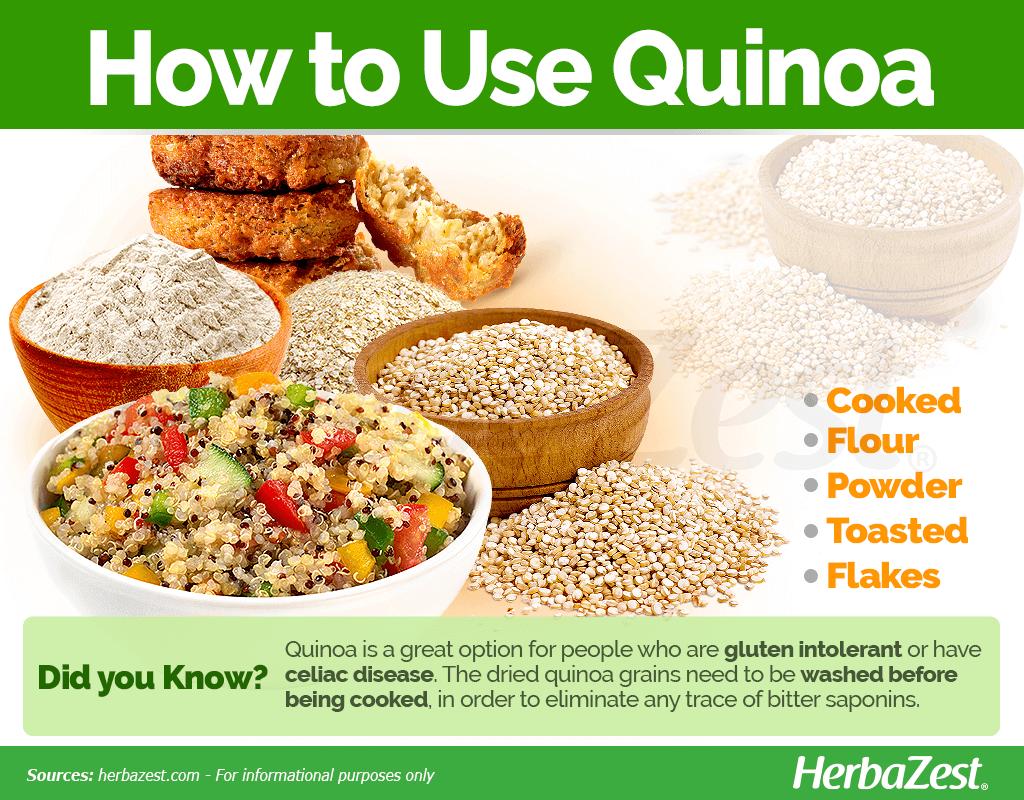 How to Use Quinoa