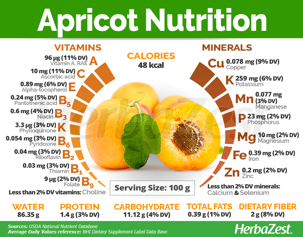 Apricot Nutrition
