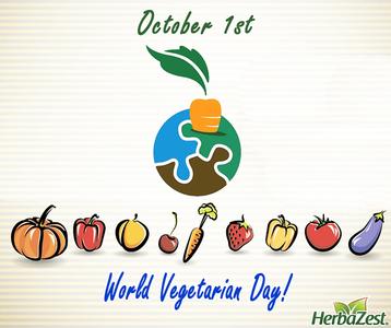 Special Date: Vegetarian Awareness Month